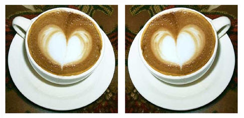 A couple of coffees can start conversation, and lead to a taste of anything and everything