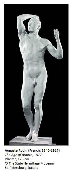 Rodin The Age of Bronze 1877