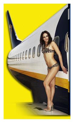 Ryanair calendar
