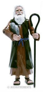 action figure Moses