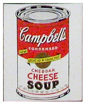 Andy Warhol Soup Can 1962 (MoMA)