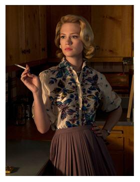 Betty Draper of Mad Men