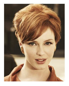 Christina Hendricks as Joan Holloway