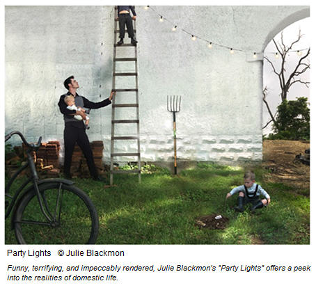 Julie Blackmon Party Lights