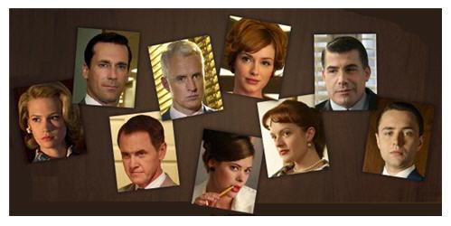 Mad Men Cast Members