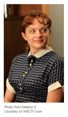Mad Men Season 2 photo of Peggy