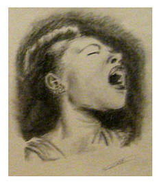 Portrait of Billie Holiday 2007