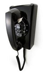 1970s wall phone