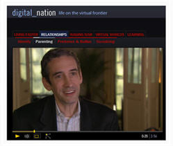 Digital Nation correspondent speaks about his own family technology decisions.