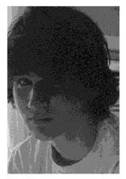 Irritated teenager