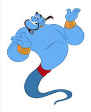 My personal Genie