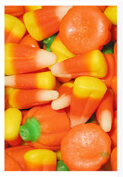 Candy corn sets my teeth on edge but I admit I love them anyway.