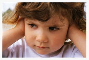 Children never want to hear bad news. If only we could cover our ears and be safe so easily.