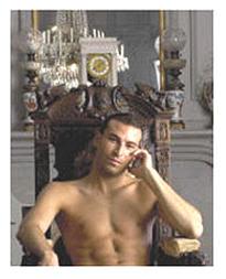 Je sais que c'est un homme sexy qui me téléphone ; je le sens...