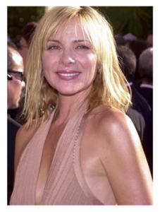 Kim Cattrall of Sex and the City fame courtesy AskMen dot com
