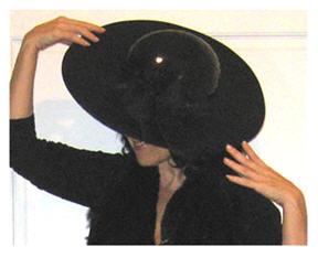 Sometimes hats make magic